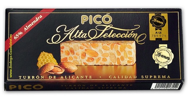 Nougat of Alicante High Selection